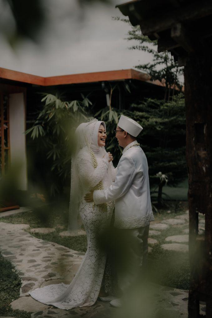 Intimate Wedding Fedita & Ubet by Calia Catering - 020