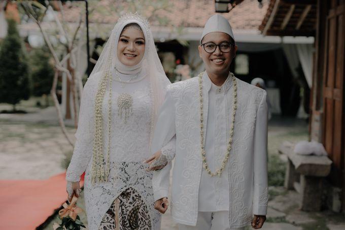 Intimate Wedding Fedita & Ubet by Calia Catering - 040