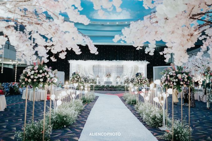 Smesco Convention Hall Wedding of Nadya & Ali by alienco photography - 002