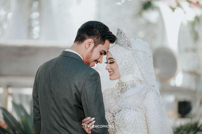 Smesco Convention Hall Wedding of Nadya & Ali by alienco photography - 003