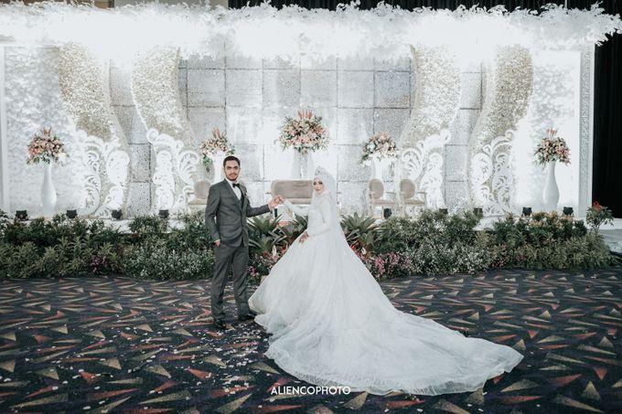 Smesco Convention Hall Wedding of Nadya & Ali by alienco photography - 004
