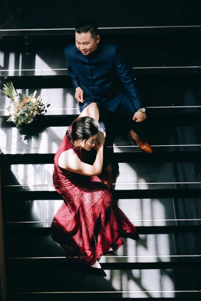 ENGAGEMENT REALINO & PERTIWI by lovre pictures - 041