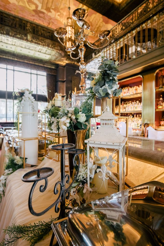 Fairytale Wedding by Flora Artisan - 002