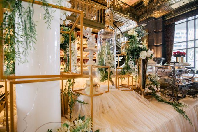 Fairytale Wedding by Flora Artisan - 003