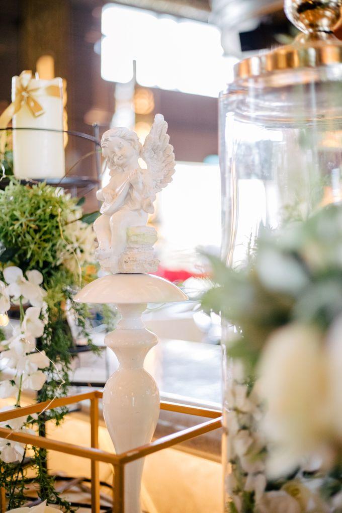 Fairytale Wedding by Flora Artisan - 006