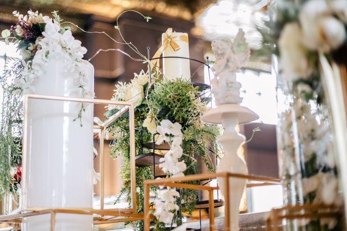 Fairytale Wedding by Flora Artisan - 007