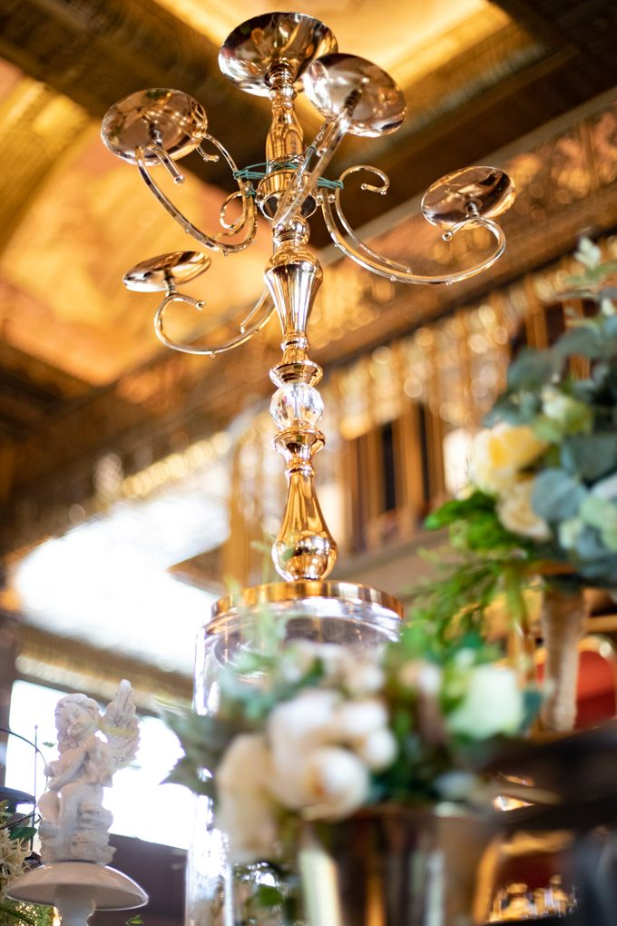 Fairytale Wedding by Flora Artisan - 008