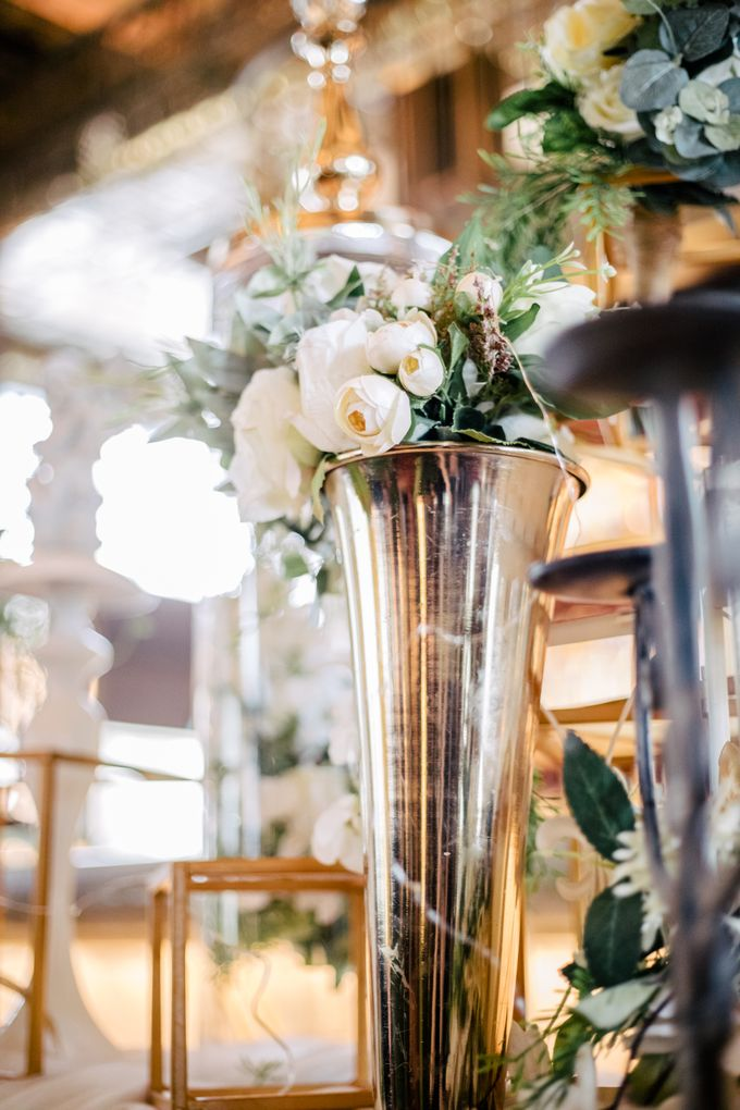 Fairytale Wedding by Flora Artisan - 009