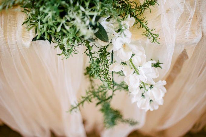 Fairytale Wedding by Flora Artisan - 011