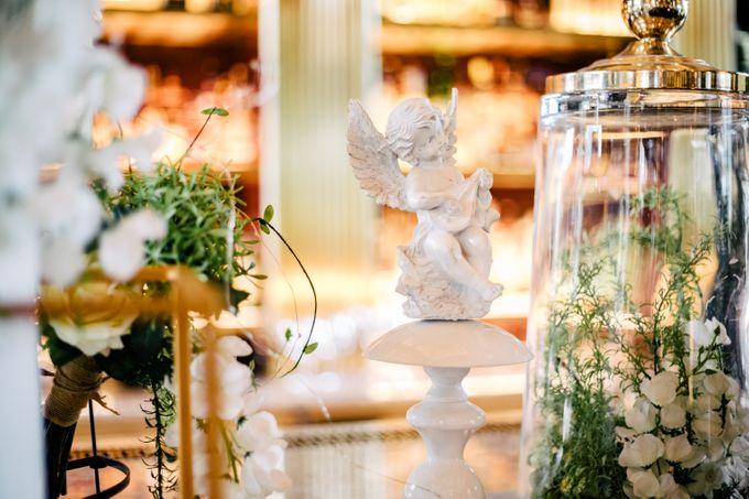 Fairytale Wedding by Flora Artisan - 012