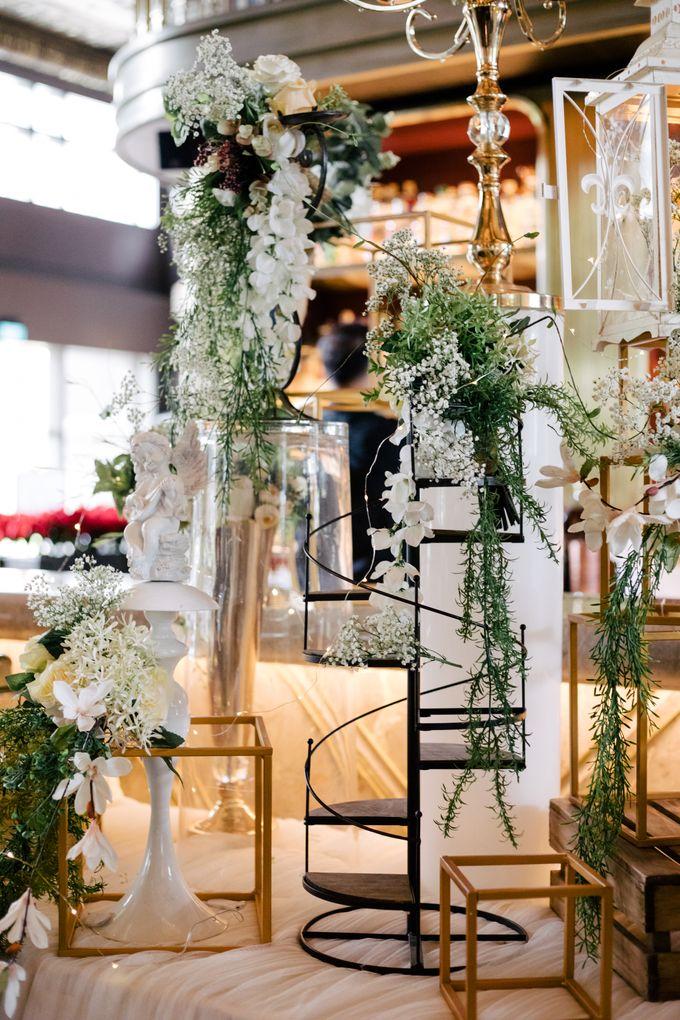 Fairytale Wedding by Flora Artisan - 014