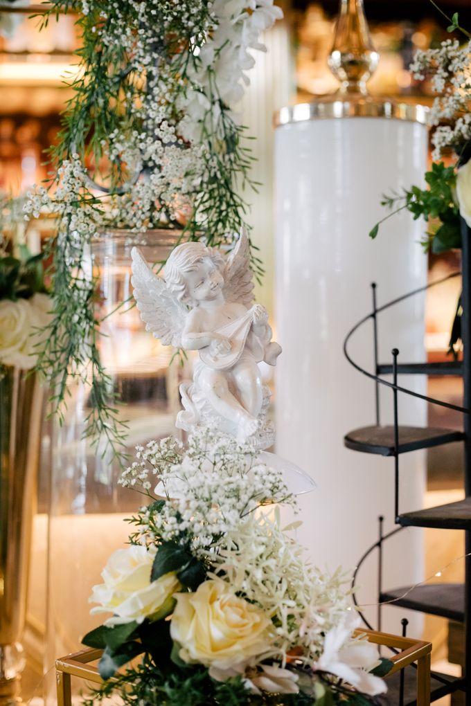 Fairytale Wedding by Flora Artisan - 015