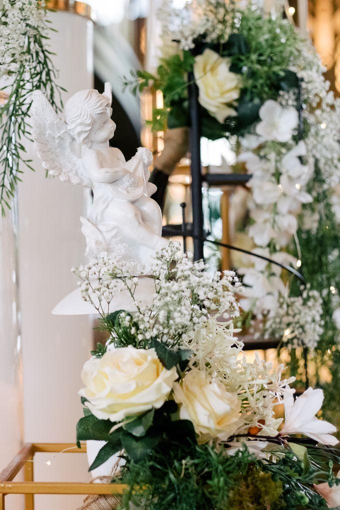 Fairytale Wedding by Flora Artisan - 016