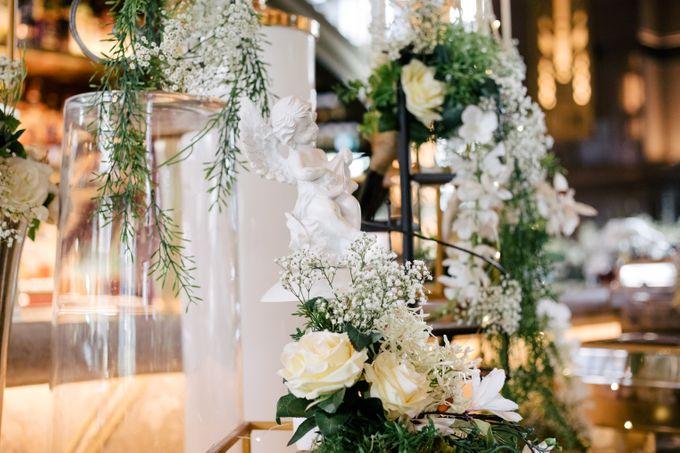 Fairytale Wedding by Flora Artisan - 017