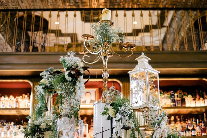 Fairytale Wedding by Flora Artisan - 019