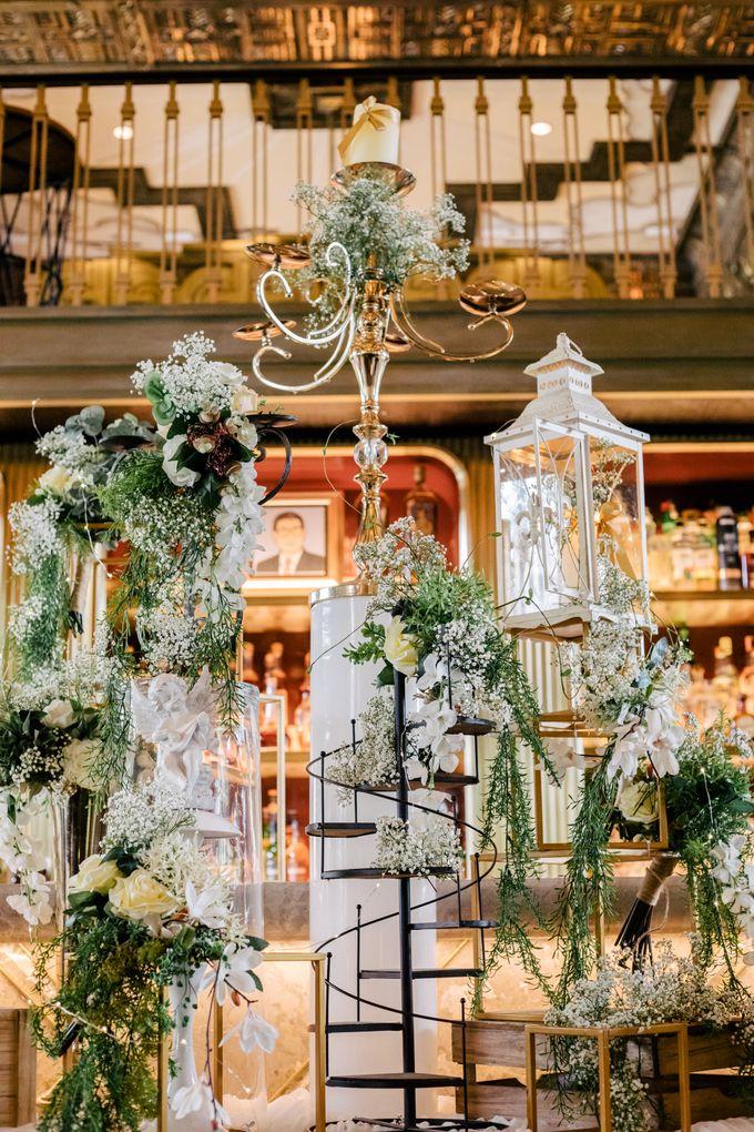 Fairytale Wedding by Flora Artisan - 020