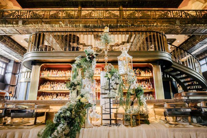 Fairytale Wedding by Flora Artisan - 026