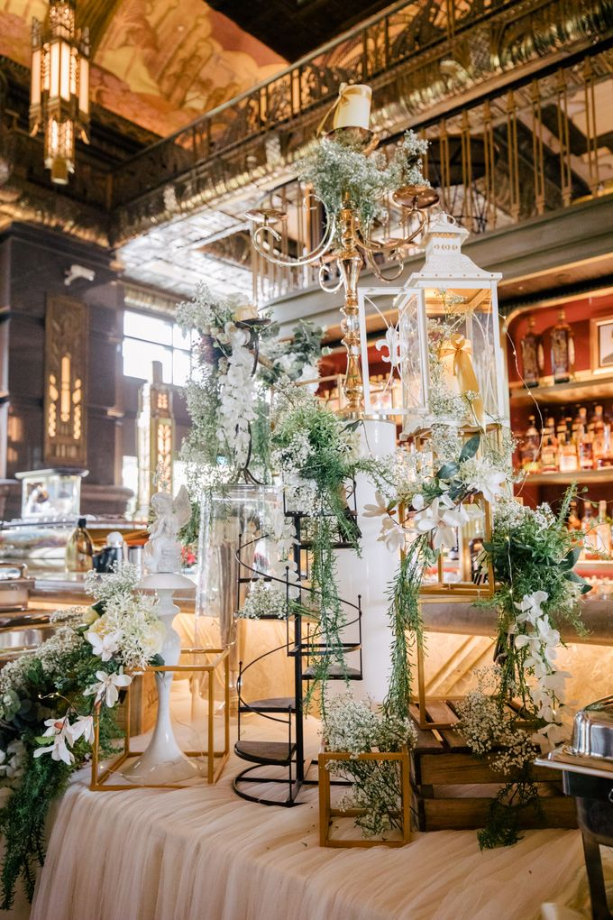 Fairytale Wedding by Flora Artisan - 028