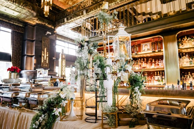 Fairytale Wedding by Flora Artisan - 029