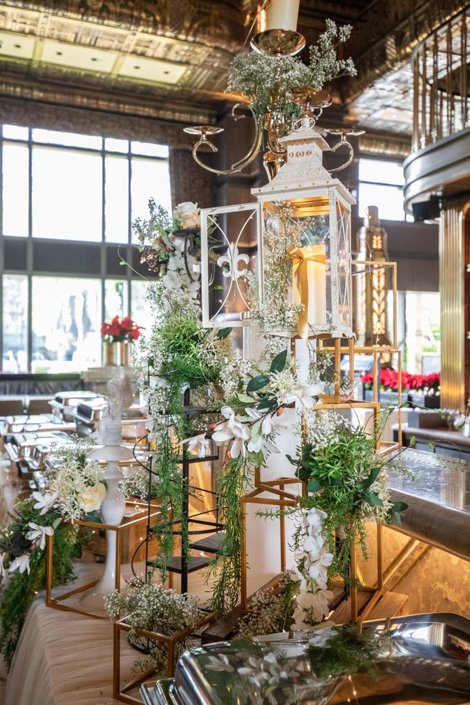 Fairytale Wedding by Flora Artisan - 031