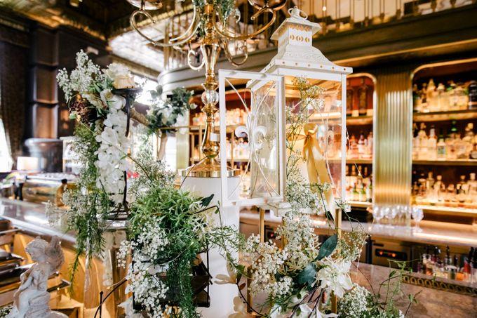 Fairytale Wedding by Flora Artisan - 033