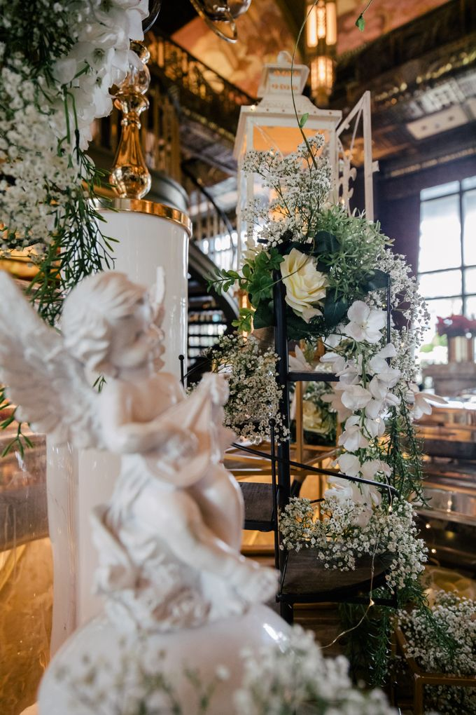 Fairytale Wedding by Flora Artisan - 036