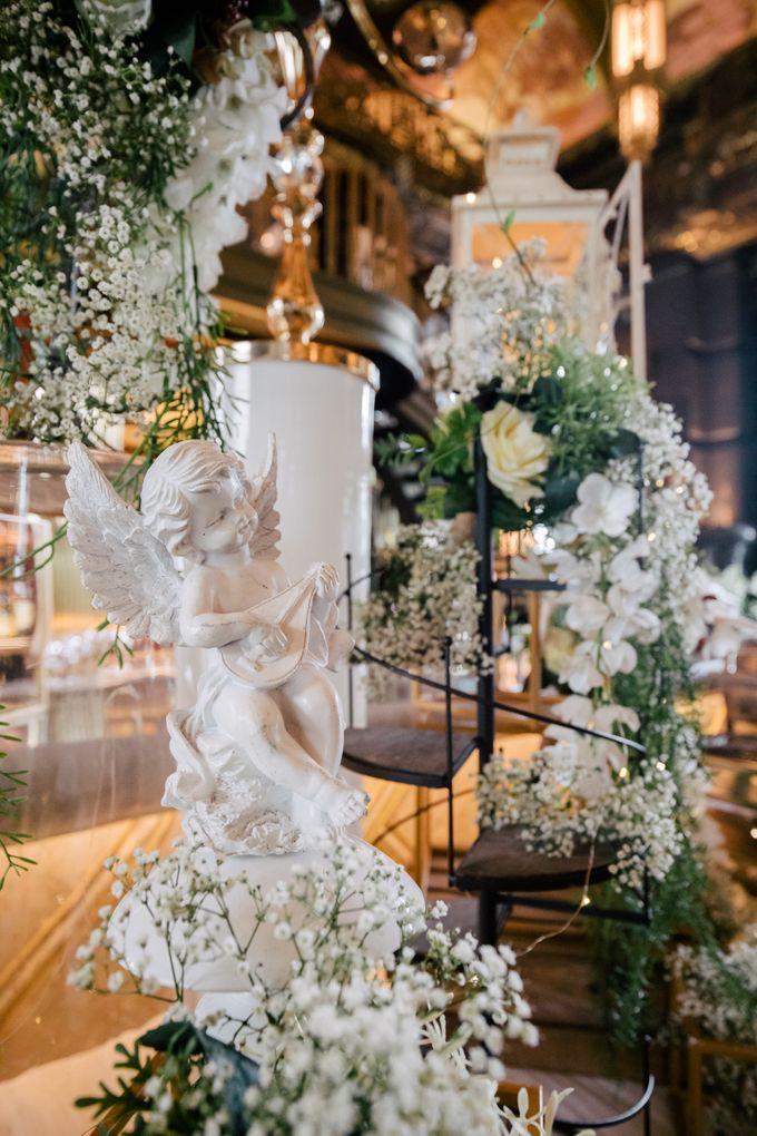 Fairytale Wedding by Flora Artisan - 037