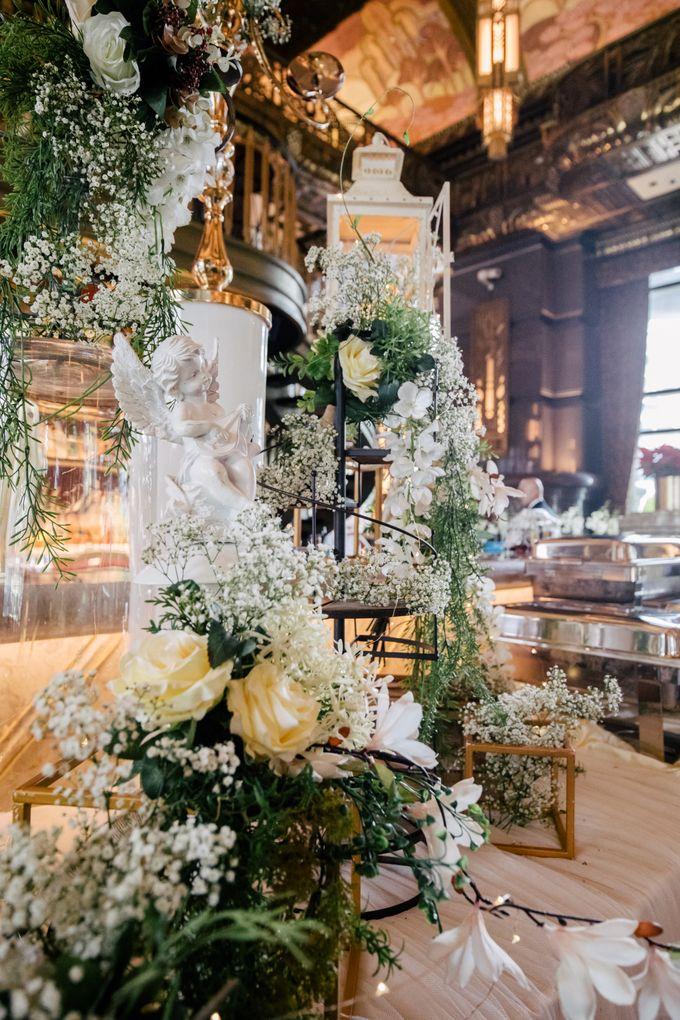 Fairytale Wedding by Flora Artisan - 038