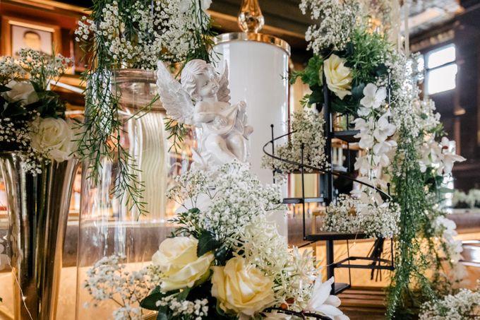 Fairytale Wedding by Flora Artisan - 039