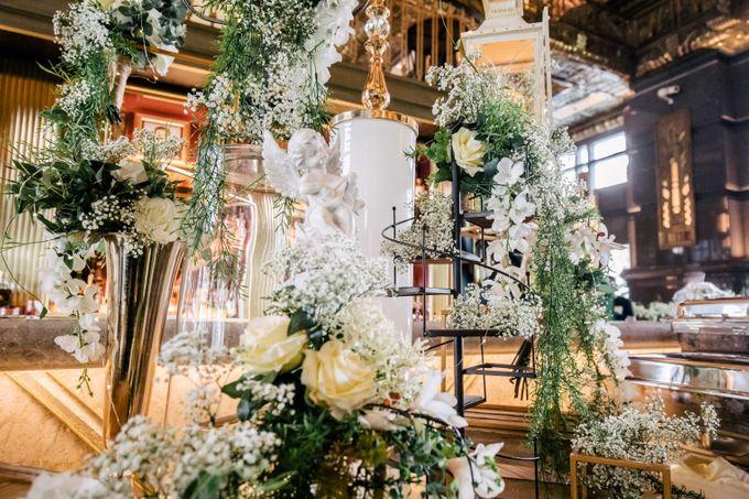 Fairytale Wedding by Flora Artisan - 040