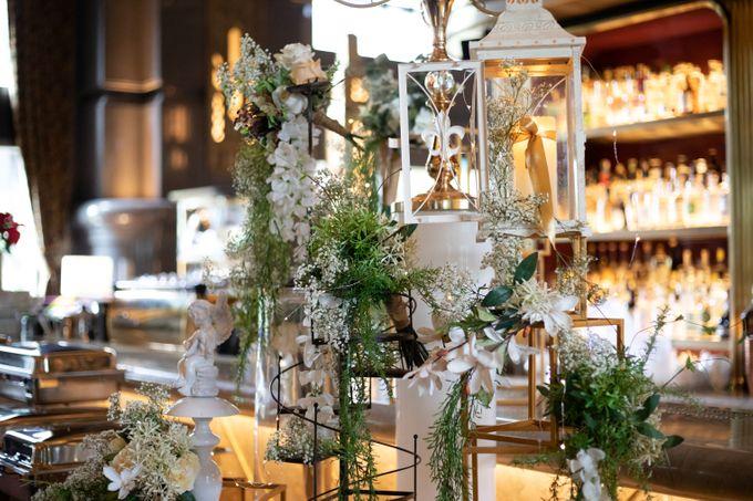Fairytale Wedding by Flora Artisan - 044