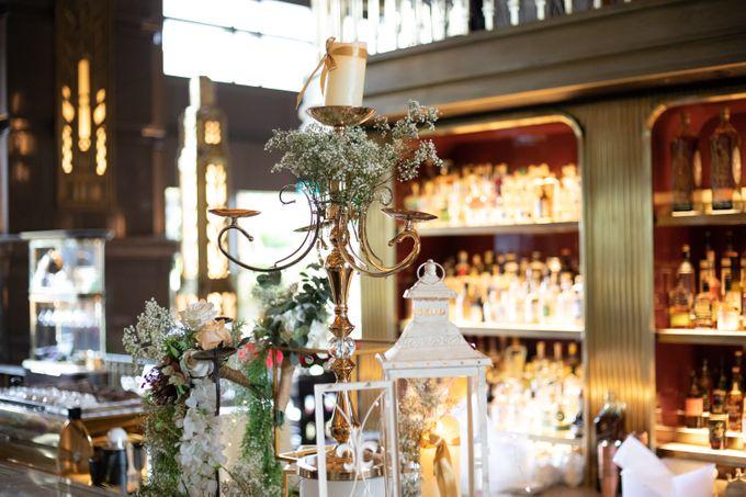 Fairytale Wedding by Flora Artisan - 045