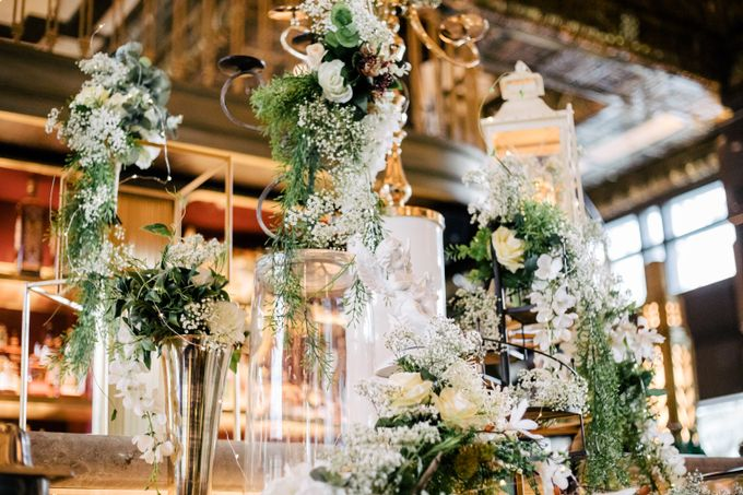 Fairytale Wedding by Flora Artisan - 047