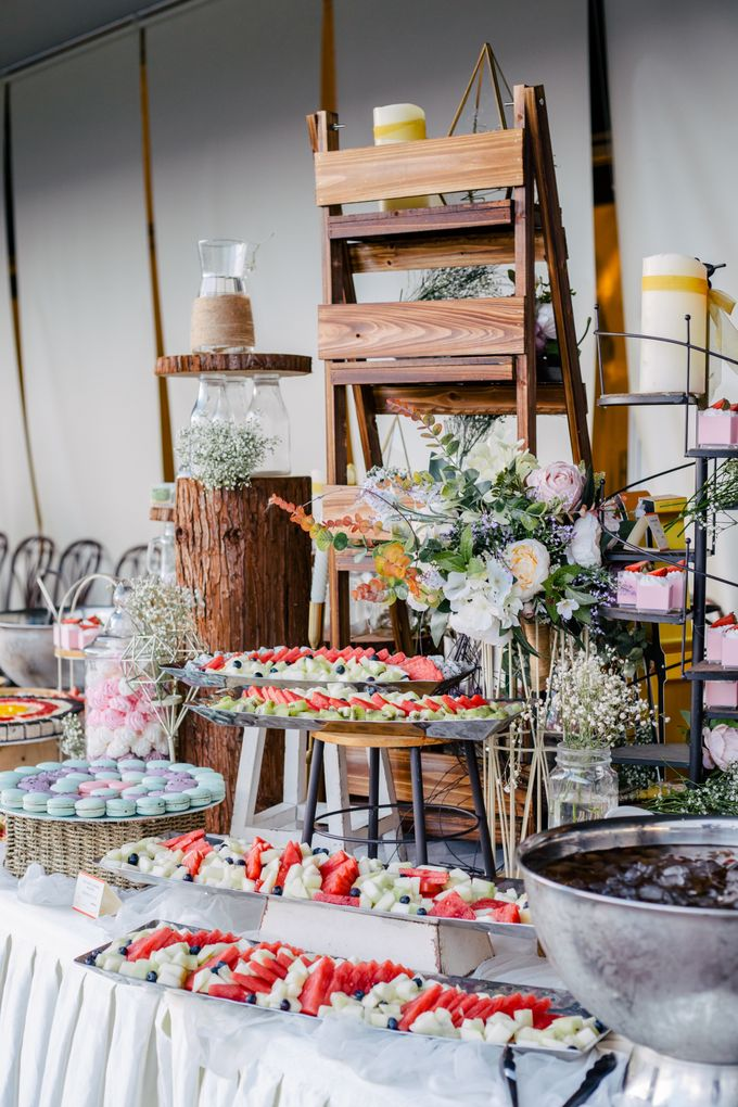 Botanical Paradise by Manna Pot Catering - 007