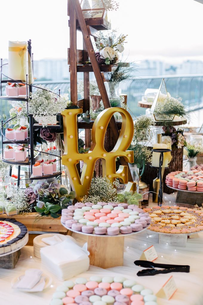 Botanical Paradise by Manna Pot Catering - 008