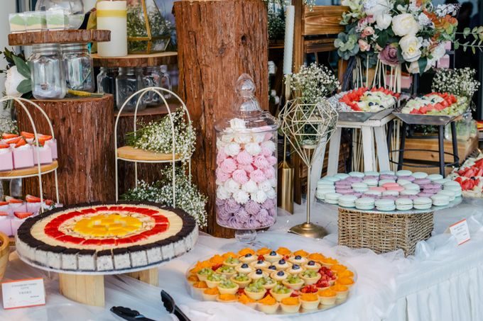Botanical Paradise by Manna Pot Catering - 010