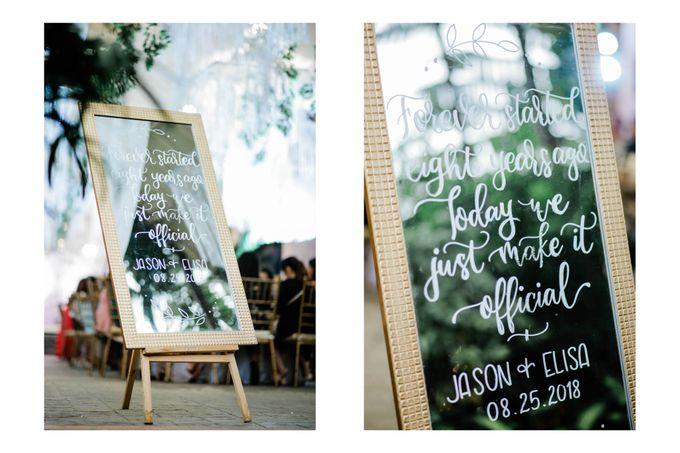 A Fresh and Modern Minimalist Iglesia Ni Cristo Wedding by Eye Candy Manila Event Styling Co. - 008