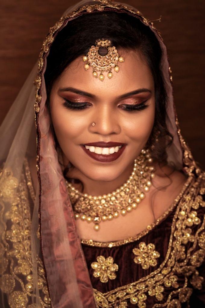 Weddings by Face Palette by Lekshmi Menon - 005