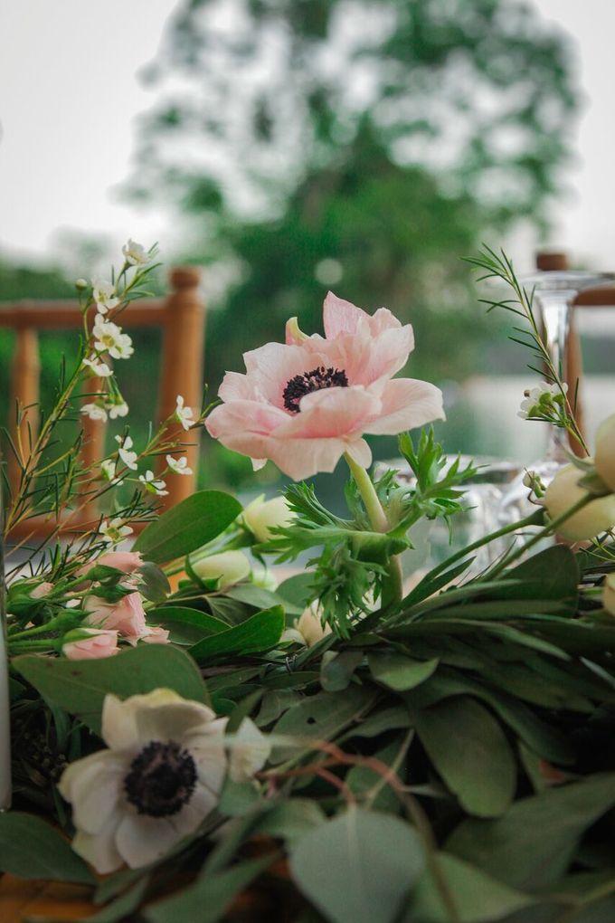 Sweet Garland Dinner by CITTA Wedding - 001