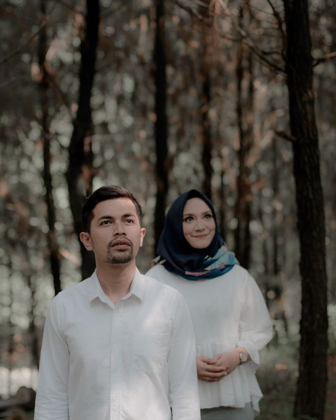 Prewedding Outdoor Session Of Lyla And Zen by Mike Lee Photography - 004