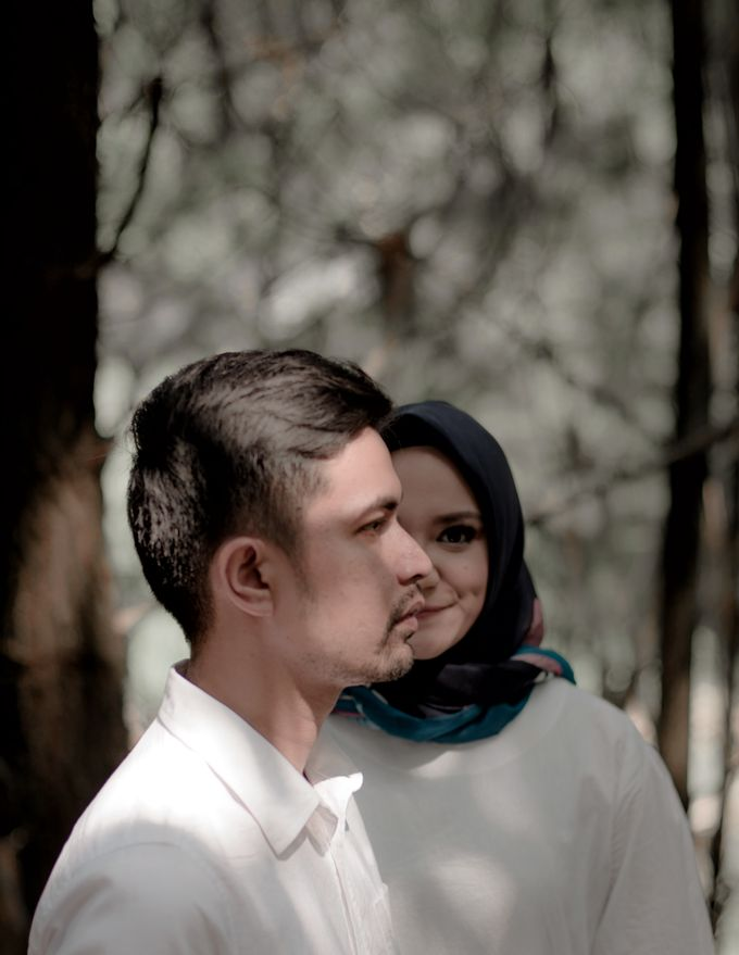 Prewedding Outdoor Session Of Lyla And Zen by Mike Lee Photography - 001