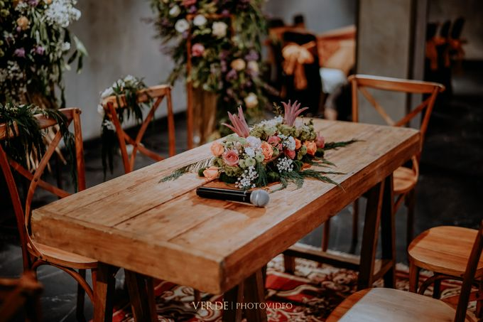 The Wedding Peggy & Anka by AVIARY Bintaro - 001