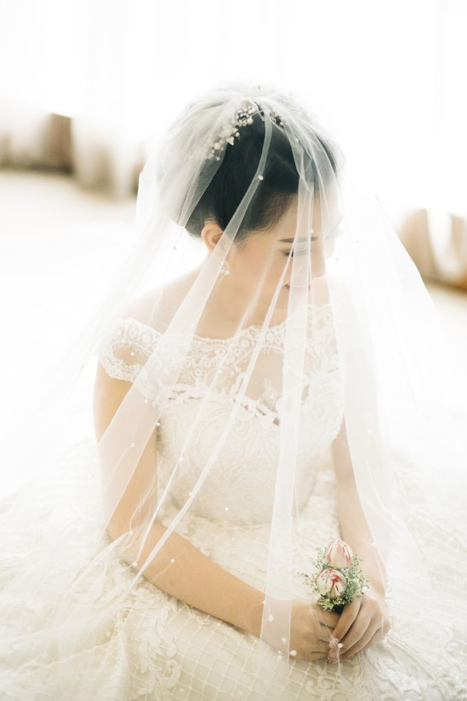 The Wedding of Indra and Melisa by Atelier de Marièe - 007