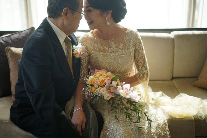 Mr & Mrs Suryono Limputra by Fairmont Jakarta - 001