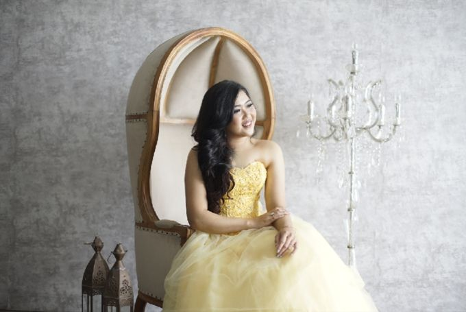 Favor Prewedding Gown - Fresh Like Lemonade by Favor Brides - 006
