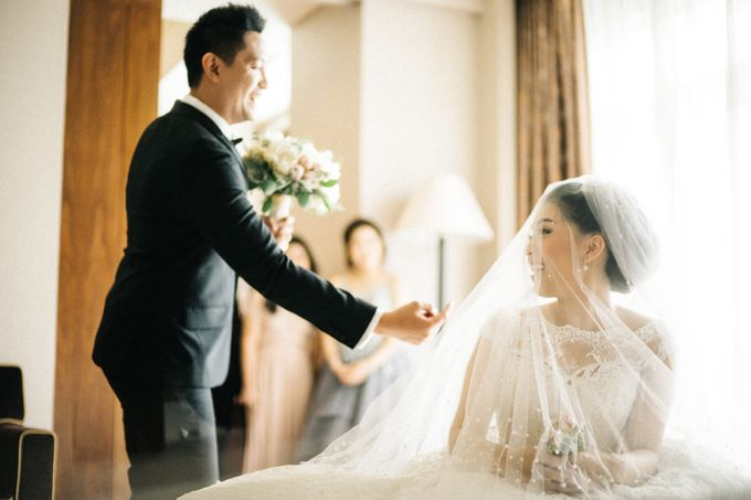 The Wedding of Indra and Melisa by Atelier de Marièe - 008