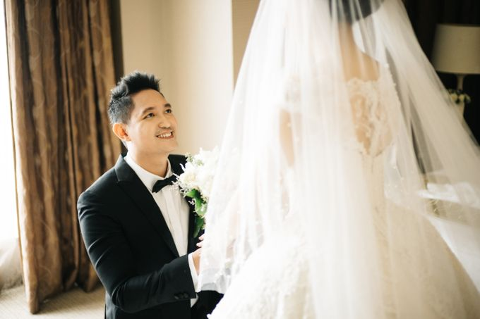The Wedding of Indra and Melisa by Atelier de Marièe - 009