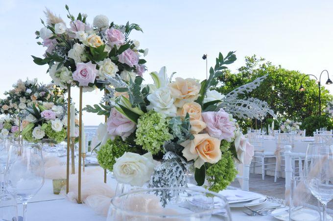 The wedding of  Larry & Anastasia by Dua Insan Decoration - 007