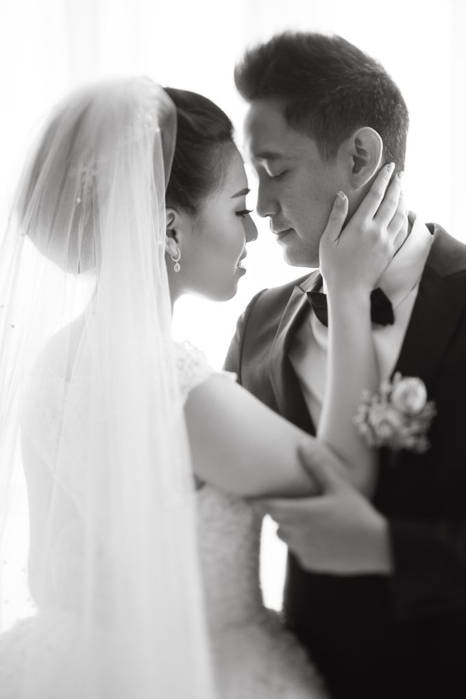 The Wedding of Indra and Melisa by Atelier de Marièe - 010