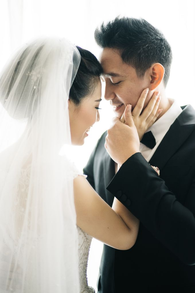 The Wedding of Indra and Melisa by Atelier de Marièe - 011